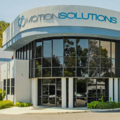 Greater Pacific Construction - Commercial Contractor - Orange County - News Release - Motion Solutions